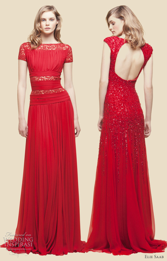 2012 Resort Collection by Elie Saab | Arab Girls, Arabic Girls Blog
