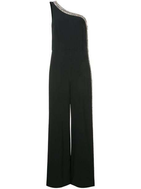 Adam Lippes jumpsuit women spandex black