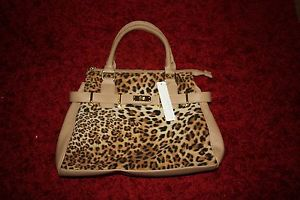 Leopard Pring Bag **BNWT** **Red Herring** | eBay
