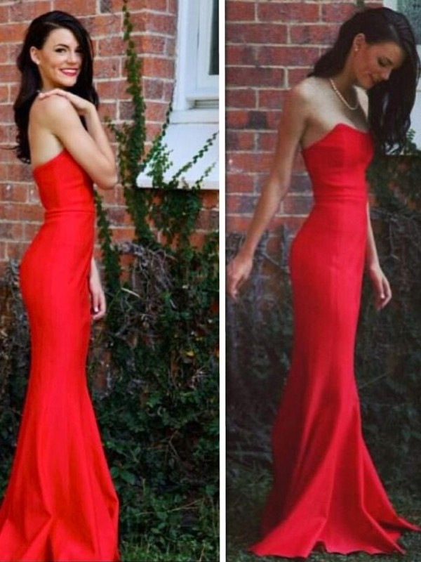 dress red dress formal dress strapless dress red red prom dress prom dress red evening dress evening dress evening dress prom bodycon dress red carpet