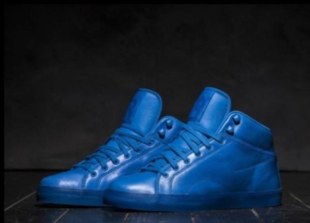 Shoes Tyga Blue Any Color Reeboks Classic Last Kings Kingin