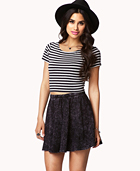 Striped Crop Top | FOREVER21 - 2062952823