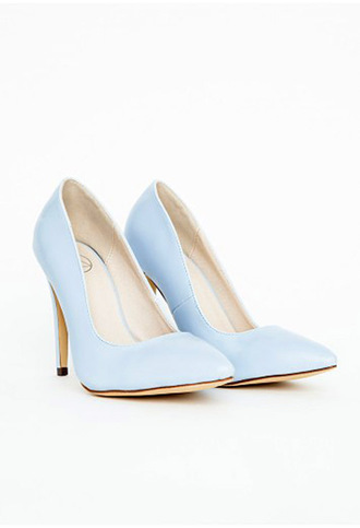 shoes baby blue court shoes pastel light blue missguided