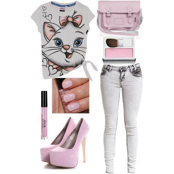 marie cats marie cat aristocats disney walt disney heart heart white shirt shirt