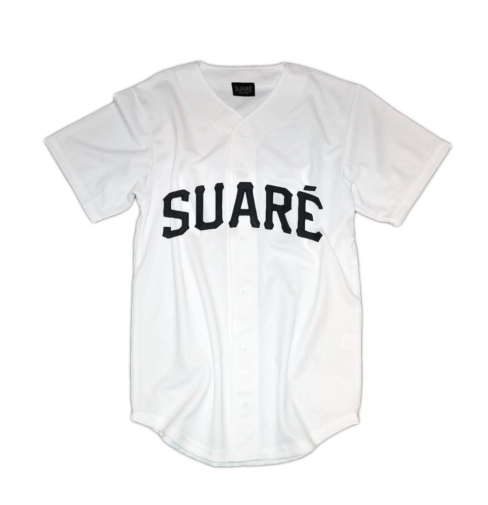 Suaré Baseball Jersey