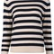 Toteme 'verona' jumper, women's, size: small, nude/neutrals, cashmere