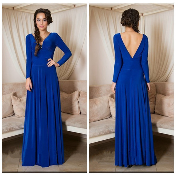 blue, apparel, accessories, clothes, dress, maxi dress, gown, dress ...