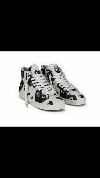shoes heart