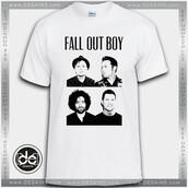 t-shirt,music band tshirts,fall out boy merchandise,shirt