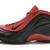 Air Flightposite 5 Nike Basketball Shoes Varsity Red and Black - Womens -  $112.88