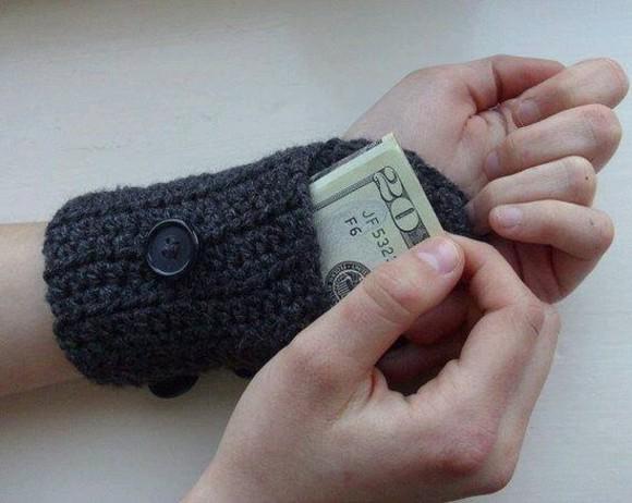knitwear gloves