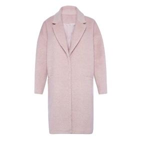 Primark - Pink wool coat