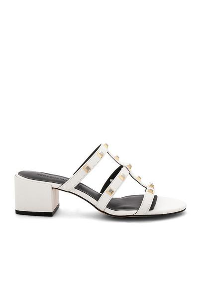 Rebecca Minkoff white shoes