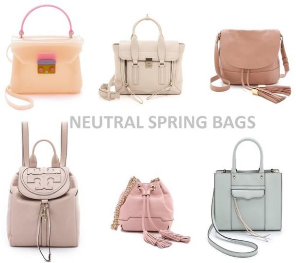 9ae7406dc8c bag neutral nude spring spring bags fashion fashion blogger bag rose grey  brown orangen furla bag