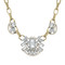 Gisselle crystal statement necklace