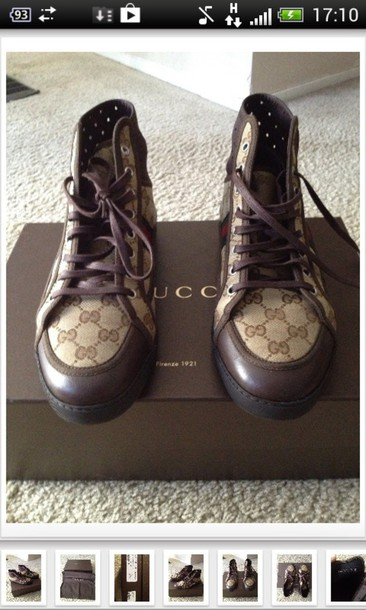 shoes gucci sneaker