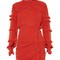 Qods ruched stretch silk-blend dress | isabel marant | matchesfashion.com us