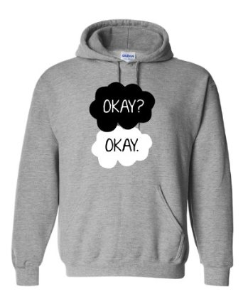 Amazon.com: Green Turtle - Okay? Okay Hoodie: Clothing
