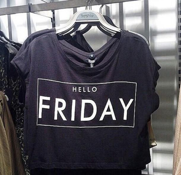 shirt friday grunge hellofriday