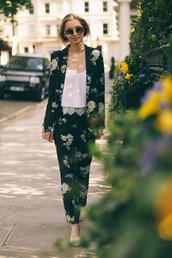 fashionism,blogger,jacket,pants,top,shoes,bag,jewels
