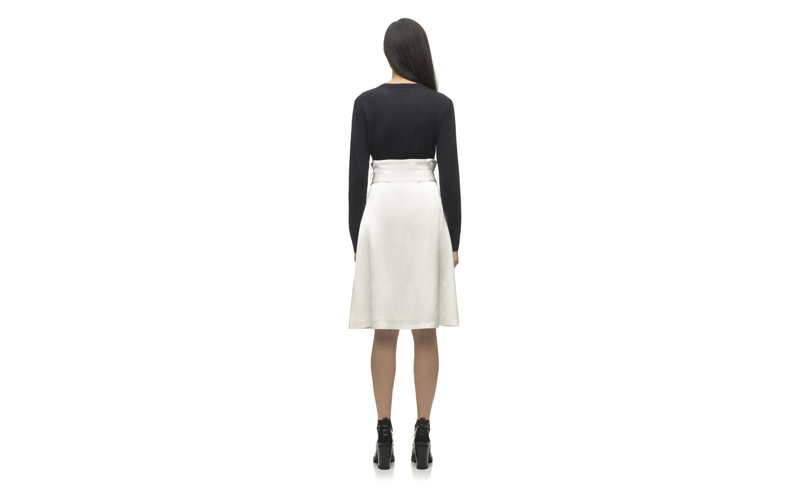 Aya Tie Waist Skirt