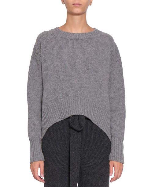 Roberto Collina sweater cropped sweater cropped wool