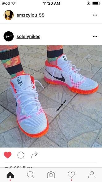 shoes nike high top sneakers sneakers