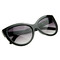 Womens designer high temple modern cat eye sunglasses 8217                           | zerouv