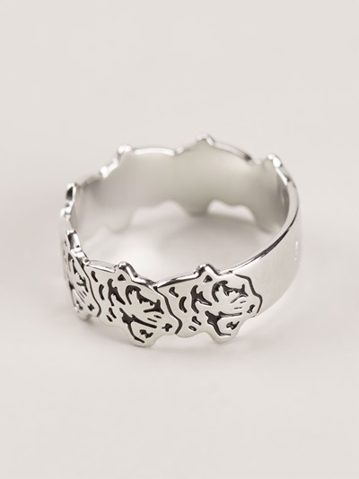 Kenzo Tiger Ring - -renaissance- - Farfetch.com