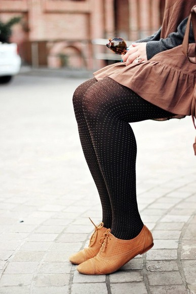 skirt brown rusty brown short skirt shoes sweater dress