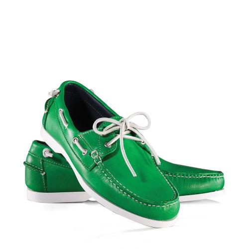Telford II Leather Boat Shoe