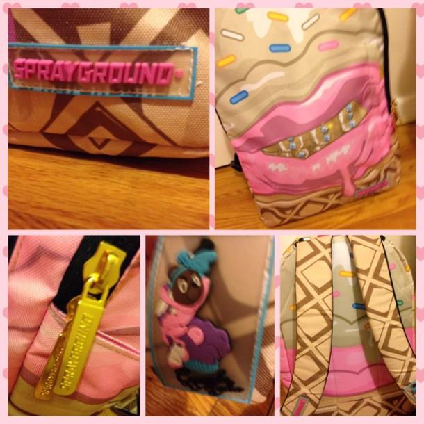 bag sprayground backpack