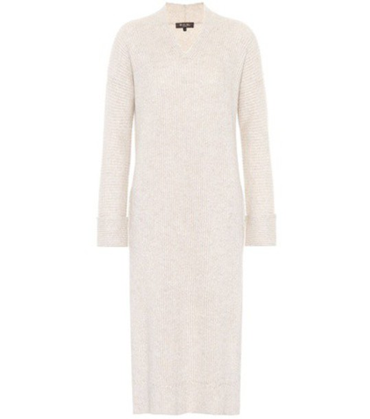Loro Piana dress beige