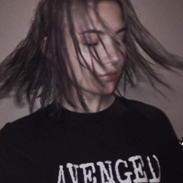 T Shirt Okaysage Tumblr Grunge Black And White Beautiful