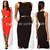 free shipping 2014 New Europe and America Women's Fashion OL Slim Metal Belt Pencil Dress Spring/Summer Bodycon midi dress | Amazing Shoes UK