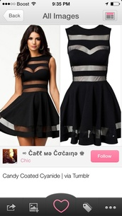 dress,black,cute dress,sexy,sexy dress,sexy party dresses,teal,hot,black dress mesh,black dress,little black dress,black short dress,black dress see-through,stripes,see through,mesh