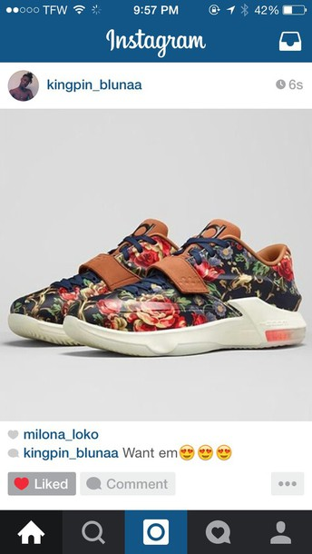 shoes nike floral roshe runs roshes nike running shoes nike shoes