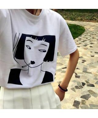 Little Flower Bouquet Embroidered Shirt (2 colors) • L♥VEV♥L