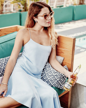 the marcy stop,blogger,dress,shoes,bag,jewels