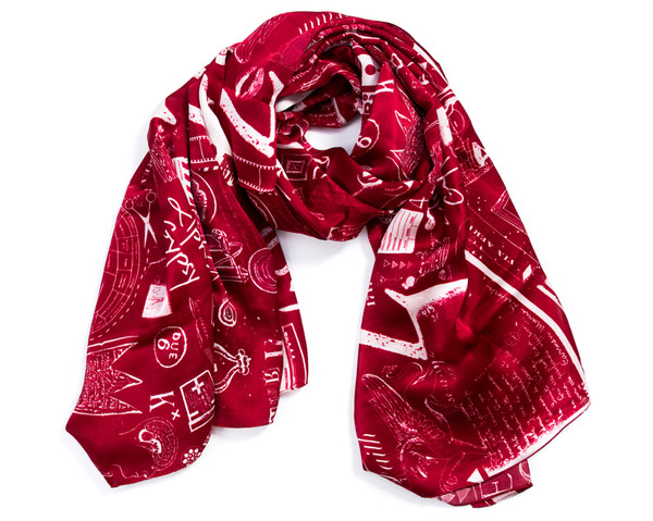 scarf scarves luxury silk scarf red christmas