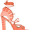 Paula cademartori lotus sandals - farfetch