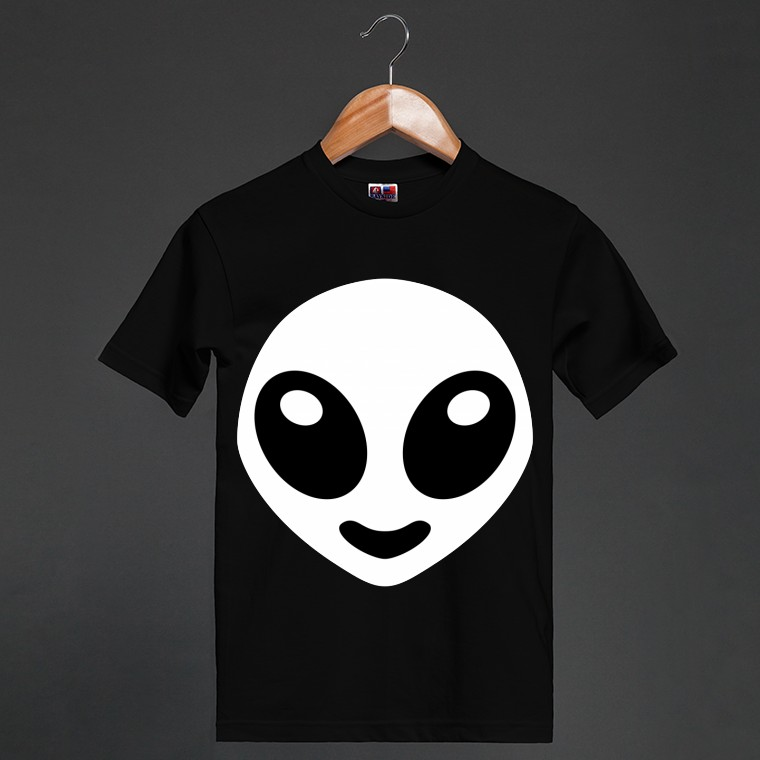 Alien | Heavyweight T-shirt | Skreened