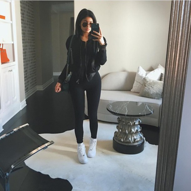 jacket kylie jenner sunglasses chic kylie jenner kylie jenner shoes style sunglasses shoes jumpsuit