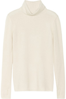 Inhabit Stretch cashmere-blend turtleneck sweater - 59% Off Now at THE OUTNET