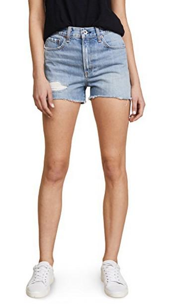 Rag & Bone/JEAN shorts