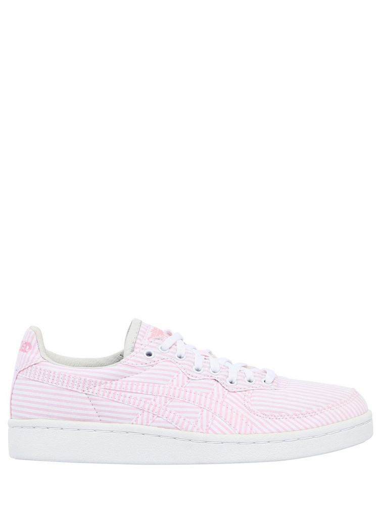 ONITSUKA TIGER Naked Gsm Cotton Candy Sneakers in pink / white