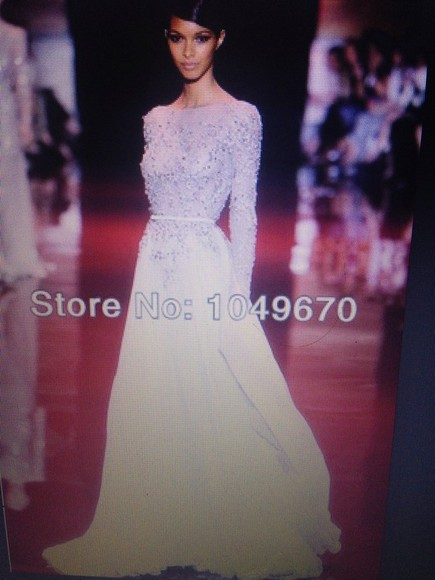 gown prom dress crystal beaded nude light