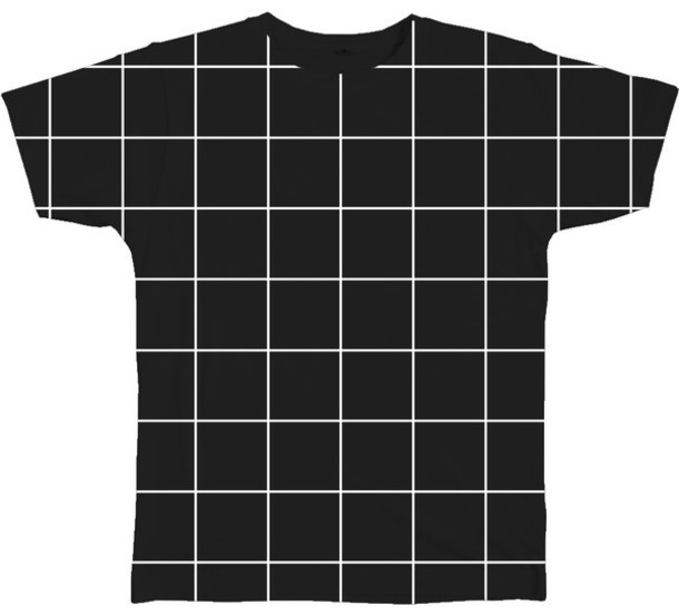 Tumblr Grid Shirt - Shop for Tumblr Grid Shirt on Wheretoget