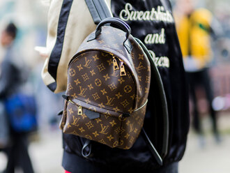 bag louis vuitton backpack backpack streetstyle tumblr louis vuitton jacket bomber jacket
