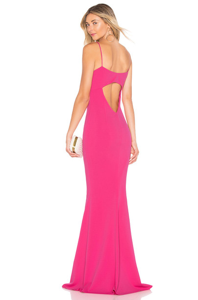 Katie May Bambi Gown in pink